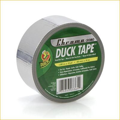 Duck 48mmx10y Chrome (PACK)