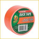 Duck 48mmx15y FL. Orange (PACK)