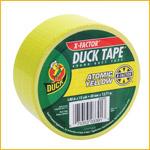 Duck 48mmx15y Fl. Yellow (Roll)
